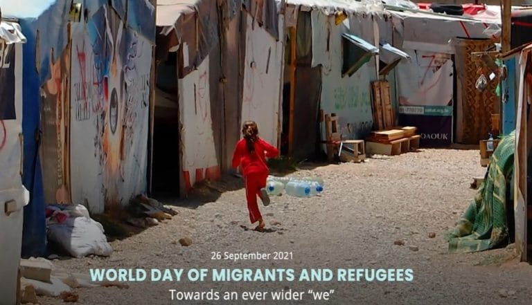 UK Bishop on World Day Migrants and Refugees